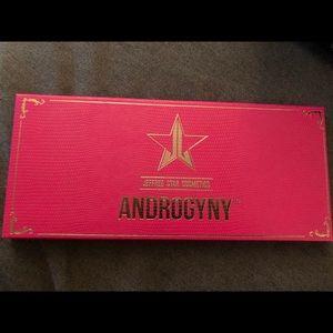 JS Cosmetics Androgyny Eyeshadow Palette